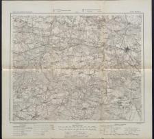 Karte des westlichen Russlands 1:100 000 - K 33. Siedlce