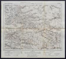 Karte des westlichen Russlands 1:100 000 - K 37. Opole