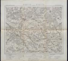 Karte des westlichen Russlands 1:100 000 - L 31. Ciechanowiec
