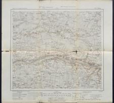 Karte des westlichen Russlands 1:100 000 - M 21. Wileny