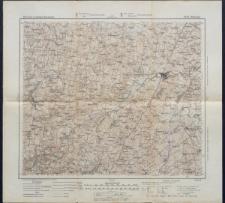 Karte des westlichen Russlands 1:100 000 - M 24. Kalwarja