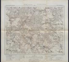 Karte des westlichen Russlands 1:100 000 - M 32. Siemiatycze