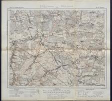 Karte des westlichen Russlands 1:100 000 - M 37. Rejowiec