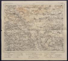 Karte des westlichen Russlands 1:100 000 - N 40. Tomaszów