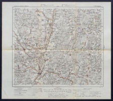 Karte des westlichen Russlands 1:100 000 - O 20. Kiejdany