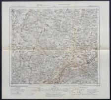 Karte des westlichen Russlands 1:100 000 - O 21. Janów a.Wilia
