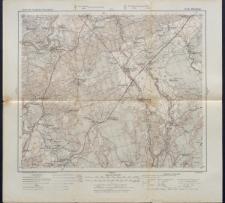Karte des westlichen Russlands 1:100 000 - O 26. Porzecze