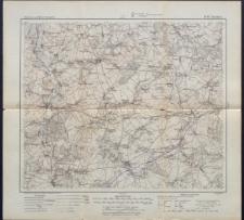 Karte des westlichen Russlands 1:100 000 - O 29. Świsłocz