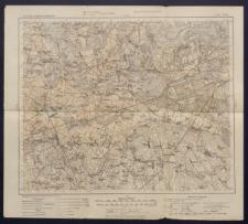 Karte des westlichen Russlands 1:100 000 - O 32. Tewli
