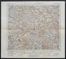Karte des westlichen Russlands 1:100 000 - P 22. Koszedary