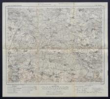 Karte des westlichen Russlands 1:100 000 - P 38. Kisielin
