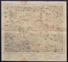 Karte des westlichen Russlands 1:100 000 - P 39. Gorochów