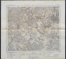Karte des westlichen Russlands 1:100 000 - Q 23. Wilna