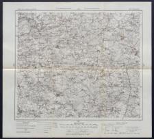 Karte des westlichen Russlands 1:100 000 - Q 25. Ejszyszki