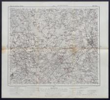 Karte des westlichen Russlands 1:100 000 - Q 26. Lida