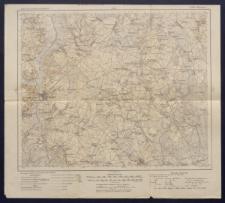 Karte des westlichen Russlands 1:100 000 - Q 30. Rozana