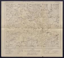 Karte des westlichen Russlands 1:100 000 - Q 32. Chomsk