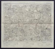 Karte des westlichen Russlands 1:100 000 - Q 36. Trojanówka