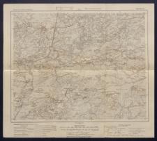 Karte des westlichen Russlands 1:100 000 - Q 34. Wietły