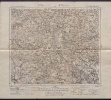 Karte des westlichen Russlands 1:100 000 - R 24. Wielkie Soleczniki
