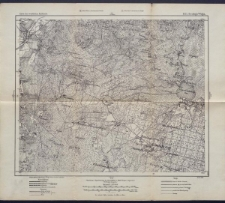 Karte des westlichen Russlands 1:100 000 - R 31. Swataja Wolja