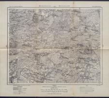 Karte des westlichen Russlands 1:100 000 - R 34. Ljubaschewo