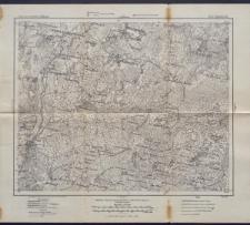 Karte des westlichen Russlands 1:100 000 - R 35. Ugrinitschi