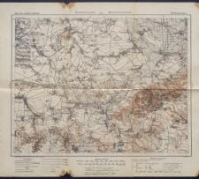 Karte des westlichen Russlands 1:100 000 - R 41. Krzemieniec