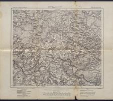 Karte des westlichen Russlands 1:100 000 - S 22. Michalischki