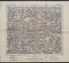 Karte des westlichen Russlands 1:100 000 - S 24. Oszmiana
