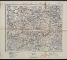 Karte des westlichen Russlands 1:100 000 - S 30. Lipsk