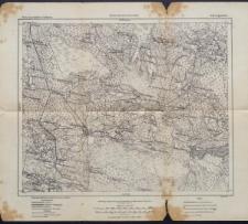 Karte des westlichen Russlands 1:100 000 - S 32. Logischin