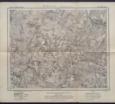 Karte des westlichen Russlands 1:100 000 - S 35. Multschizy