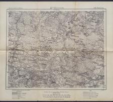 Karte des westlichen Russlands 1:100 000 - S 36. Wladimirez
