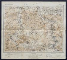 Karte des westlichen Russlands 1:100 000 - S 39. Rowno
