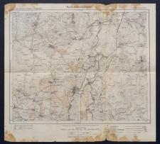 Karte des westlichen Russlands 1:100 000 - T 34. Dombrowitza