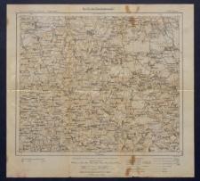 Karte des westlichen Russlands 1:100 000 - U 26. Rakow