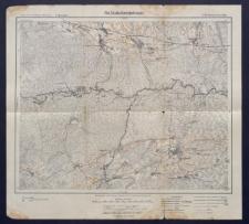 Karte des westlichen Russlands 1:100 000 - U 33. Dawyd-Gorodok