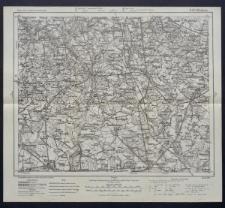 Karte des westlichen Russlands 1:100 000 - D 32. Kłodawa