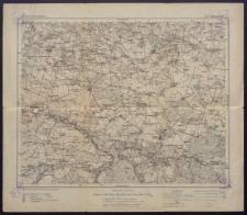 Karte des westlichen Russlands 1:100 000 - D 37. Dsjaloschin