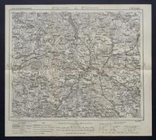 Karte des westlichen Russlands 1:100 000 - E 30. Sierpc