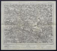 Karte des westlichen Russlands 1:100 000 - E 31. Płock