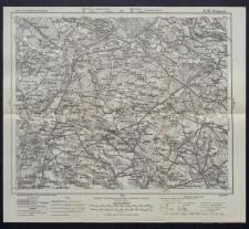Karte des westlichen Russlands 1:100 000 - E 32. Gostynin