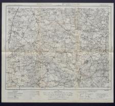 Karte des westlichen Russlands 1:100 000 - E 38. Koniecpol