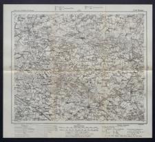 Karte des westlichen Russlands 1:100 000 - F 30. Racionż