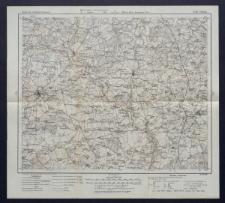 Karte des westlichen Russlands 1:100 000 - G 31. Płońsk