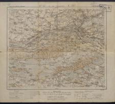 Karte des westlichen Russlands 1:100 000 - G 32. Nowogeorgijewssk