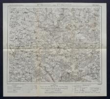 Karte des westlichen Russlands 1:100 000 - H 30. Maków