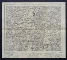 Karte des westlichen Russlands 1:100 000 - H 31. Pułtusk