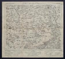 Karte des westlichen Russlands 1:100 000 - H 34. Grójec